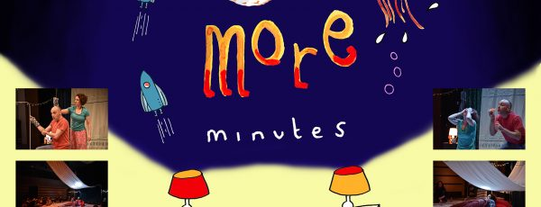 Five More Minutes flyer