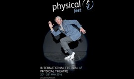 Design: Physical Fest brochure